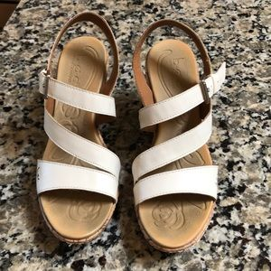 ADORABLE Summer Wedges!